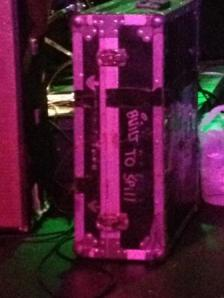 built to spill guitar case
